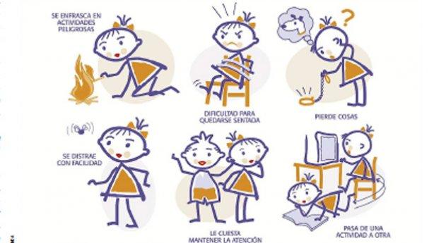 Psiquiatrización de la infancia. Este niño es muy inquieto, ¿lemedicamos?