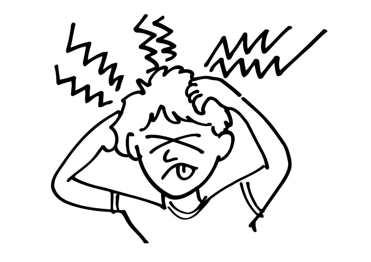 Dormir y descansar para evitar dolores decabeza